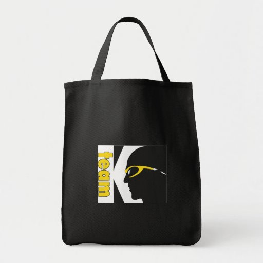 TeamKattouf Grocery Grabber Grocery Tote Bag