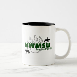 teamlogo Two-Tone coffee mug