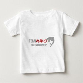 TEAMMAKO TRANS.png Baby T-Shirt