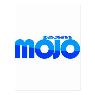 TeamMojo Postcard