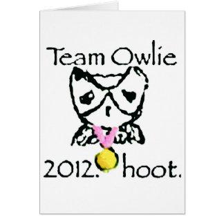 teamowlie2012 ravvie stuff card
