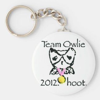 teamowlie2012 ravvie stuff keychain