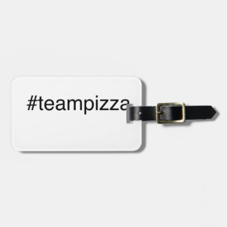 teampizza bag tag
