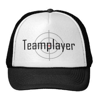 Teamplayer Gorros Bordados
