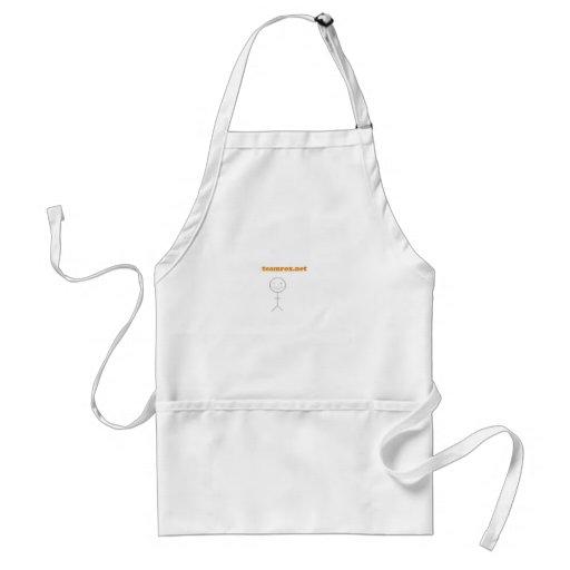 teamrox.net adult apron