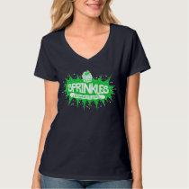 #TeamSprinkles Tee Shirt V-Neck