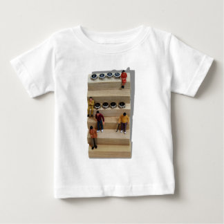 Teamwork041209shadows Baby T-Shirt