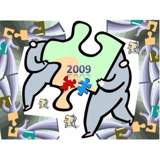 Teamwork2009 Photo Cutouts