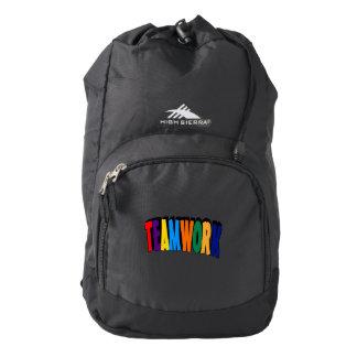 Teamwork Backpack