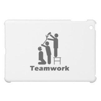 Teamwork case cover for the iPad mini
