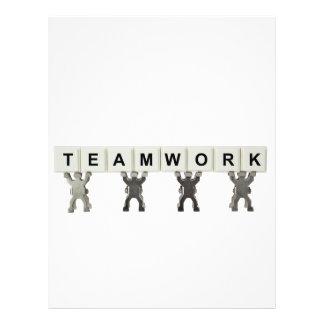 Teamwork Flyer