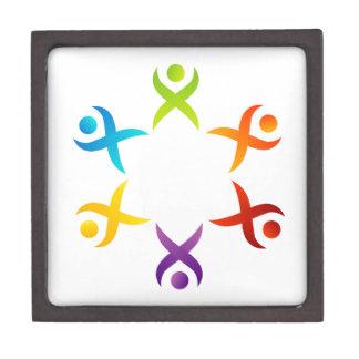 Teamwork Gift Box