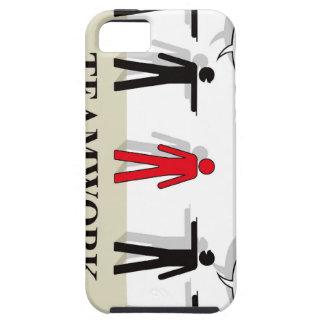 Teamwork iphone5 iPhone SE/5/5s case