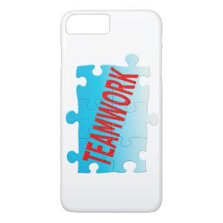 Teamwork Jigsaw Puzzle iPhone 8 Plus/7 Plus Case