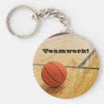 Teamwork! Keychains
