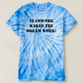 Teamwork Makes The Dream Work Gifts on Zazzle