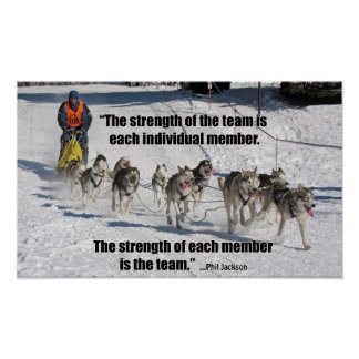 Teamwork Posters | Zazzle
