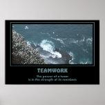 Teamwork Print