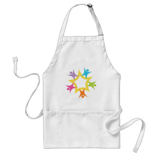 Teamwork Starburst Adult Apron