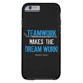 TEAMWORK TOUGH iPhone 6 CASE