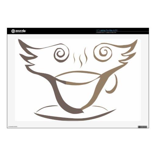 Teapapers Logo Laptop Skins