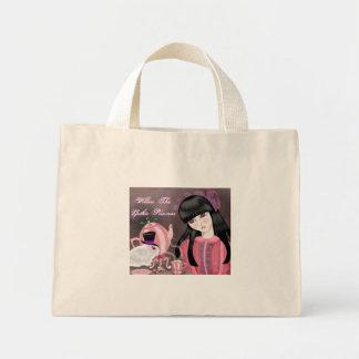Teaparty Bunny Floral Bag