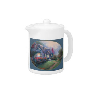 Teapot BIRTHDAY COTTAGE Small Size