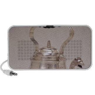 Teapot, c.1765 laptop speaker