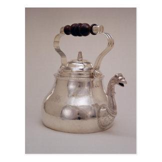 Teapot, c.1765 postcard