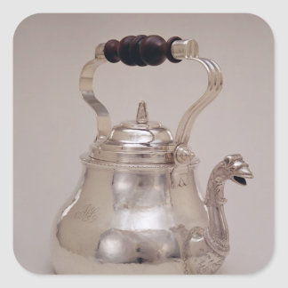 Teapot, c.1765 square sticker
