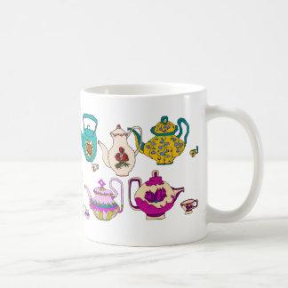 Teapot Collection Coffee Mug