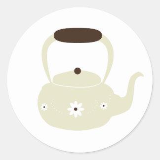 Teapot Coordinating Envelope Seals