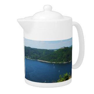 Teapot Edersee concrete dam