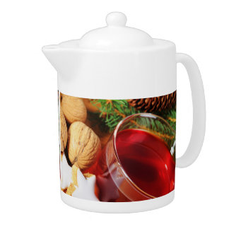 Teapot glad celebration