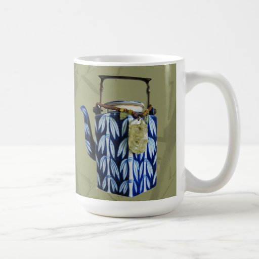 Teapot Have you done your Tai Chi today? Classic White Coffee Mug