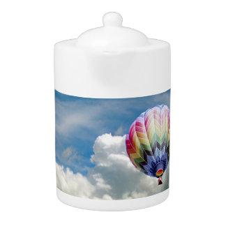 Teapot - Hot air balloon