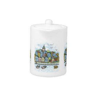 teapot -little town