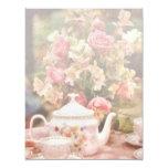 Teapot - More tea Milady Custom Invite
