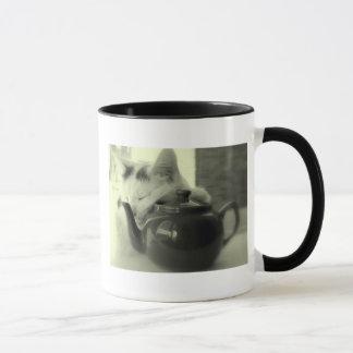 Teapot Pillow Mug