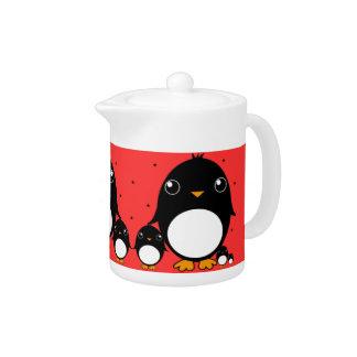 """teapot """"pinguin"""""""