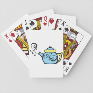 Teapot Playing Cards