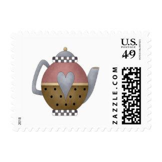 Teapot Stamps