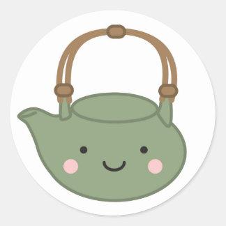 Teapot Stickers