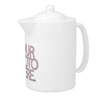 Teapot, Template Fit
