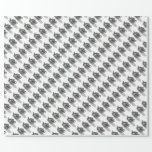 Hand shaped Teapot Wrapping Paper