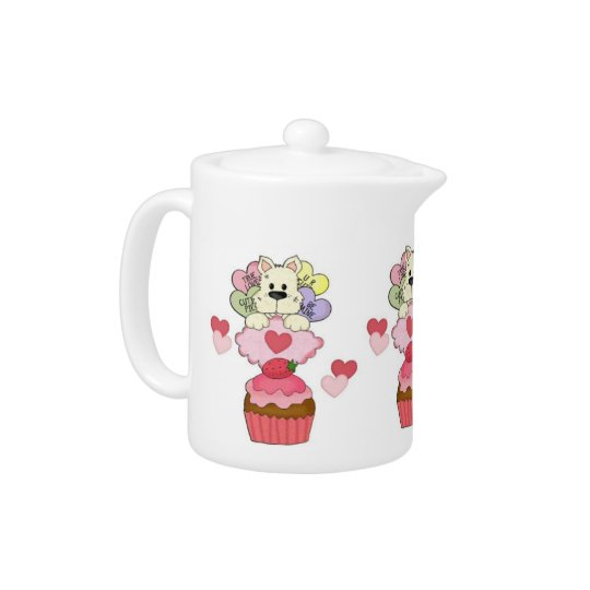 Teapots of Love