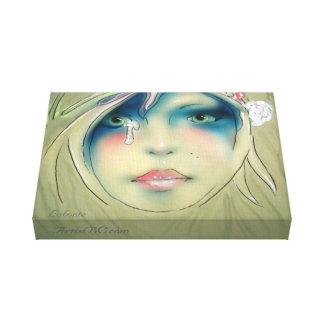 Tear Drop Limited Edition Gallery Wrap Canvas