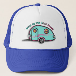 Tear Drop RV Trailer HAT
