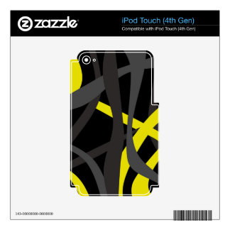 Tear it Up Tote Bag iPod Touch 4G Skin