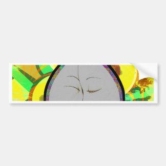 teardrop! bumper sticker